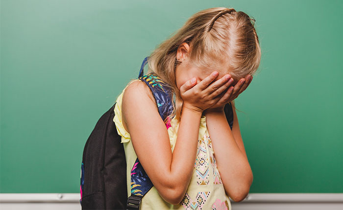 kid2 - I Don't Wanna Go to School and Other Unhappy Signs: How to Deal with Them